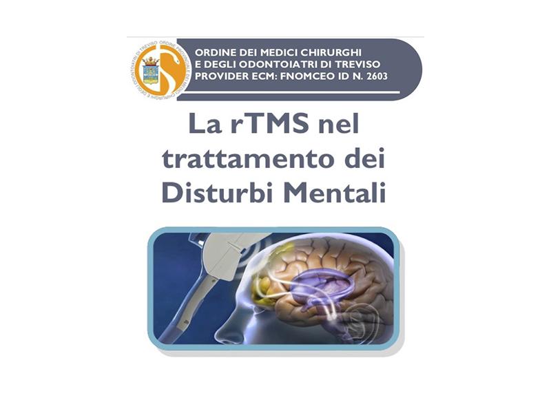 LA TMS NEL TRATTAMENTO DEI DISTURBI MENTALI